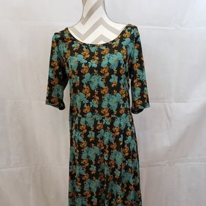 Lularoe Ana maxi dress 2X